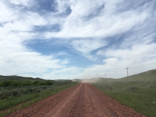 Dirtroad Wyoming
