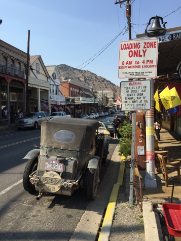 Deelnemers in Virginia City (2)
