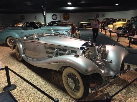 Mercedes 500 K (zou Tom zo mee willen nemen)